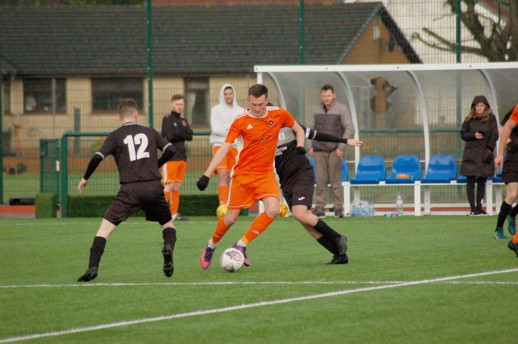 Six of the best as Arran romp home