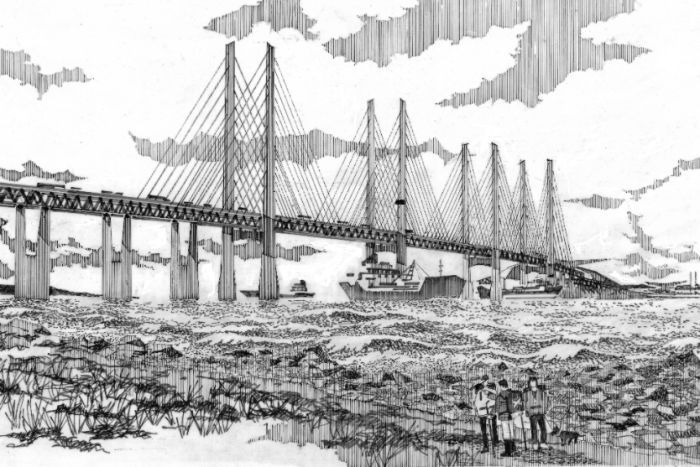 Arran could be 'stepping stone' for Boris bridge link