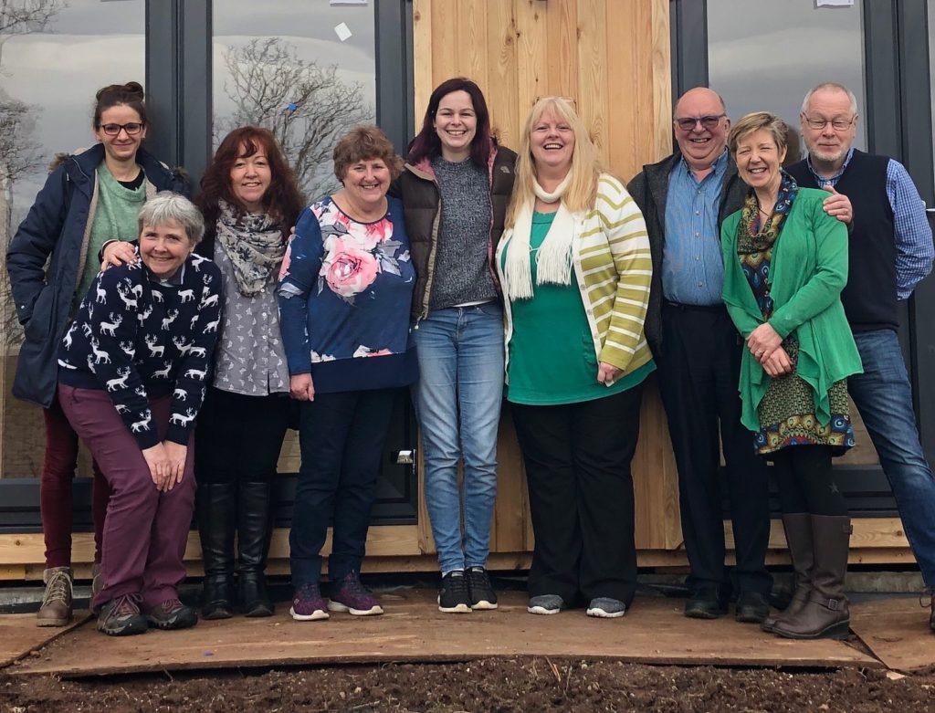 Holistic health services flourish at Heather Lodge
