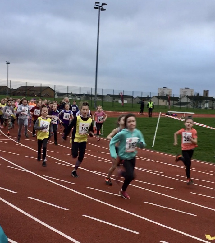 Arran off to a flying start in cross country league