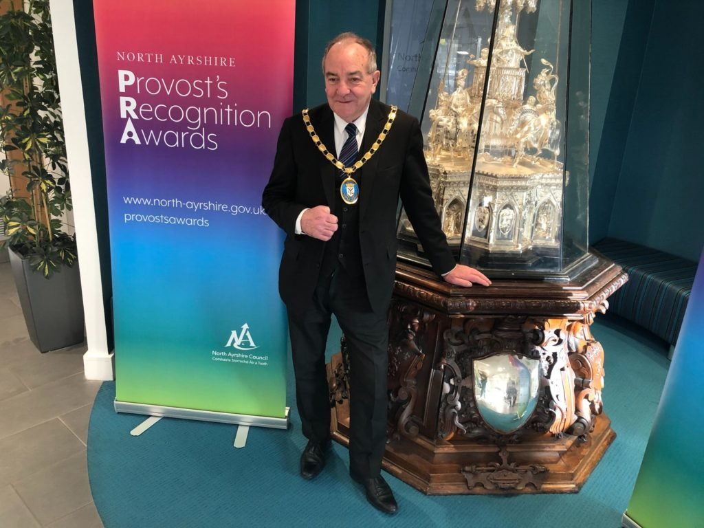 Provost launches recognition awards