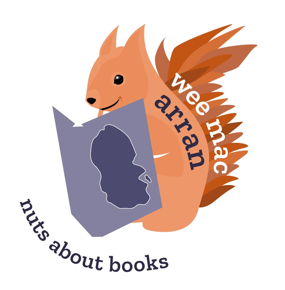 Go nuts for Arran's first children's book festival