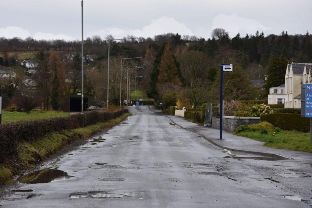£1 million road repairs for Arran