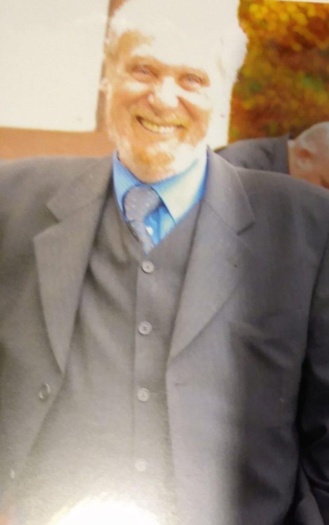 Obituary: Ian 'Jorden' Kirkwood