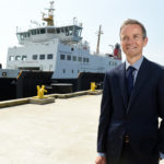 Robbie Drummond has been appointed as managing director of CalMac Ferries Ltd.