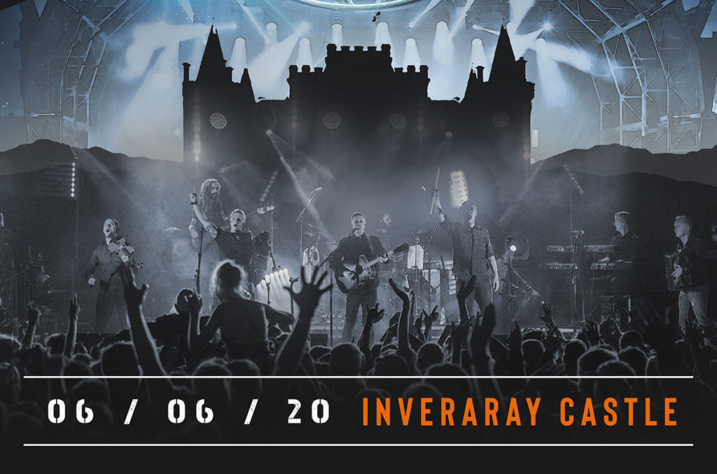 Skerryvore forced to cancel Inveraray Castle concert