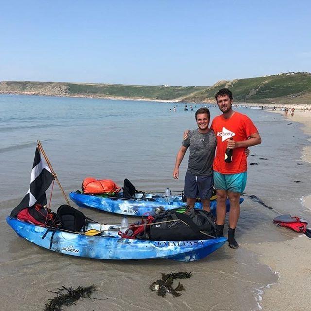 Kayak trip takes in Arran