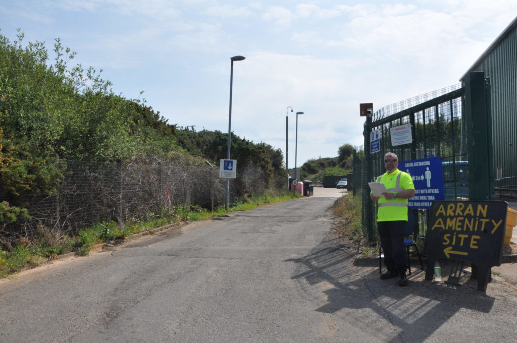 No mad rush as Brodick coup reopens