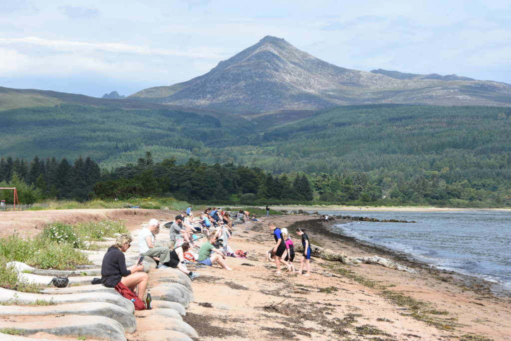 Arran could salvage a third of tourist trade