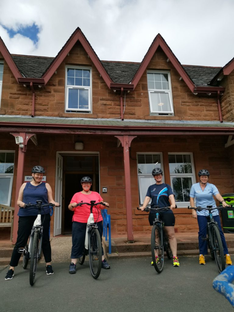 Islanders see bright future for e-bikes and active travel