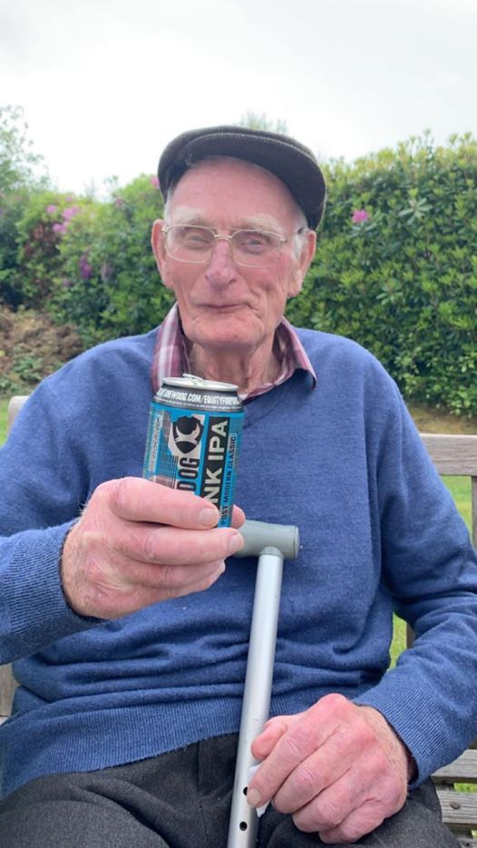 A fond farewell to a Brodick legend