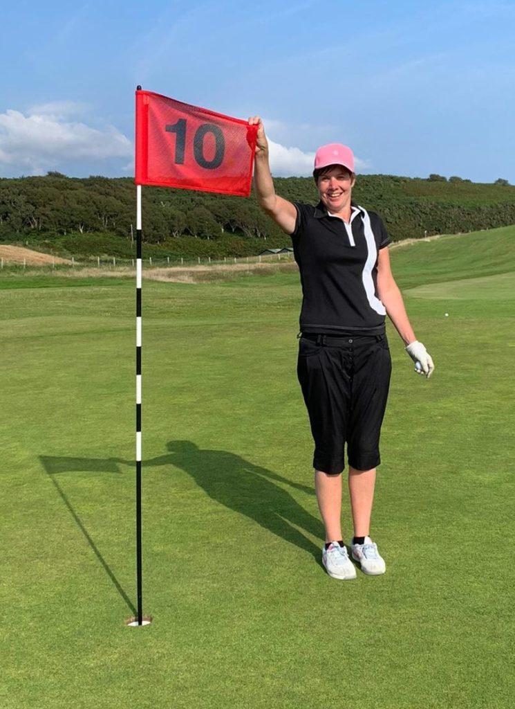 Arran Banner golf – week 34