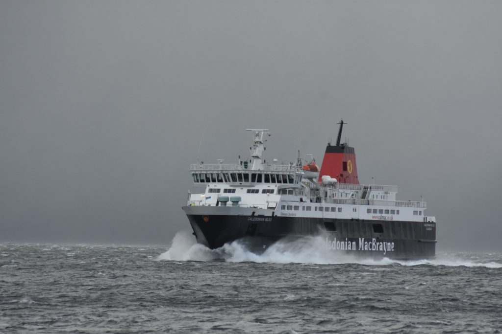 CalMac's winter timetable launched