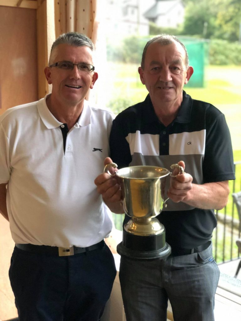 Delayed championship final goes ahead at Lamlash Golf Club