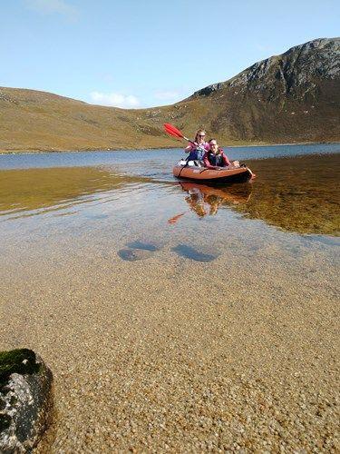 Three lochs challenge to help save outdoor centre