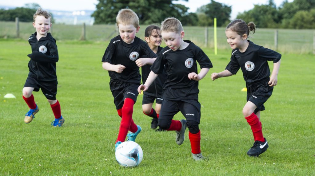 Life-changing impact of sports in North Ayrshire schools