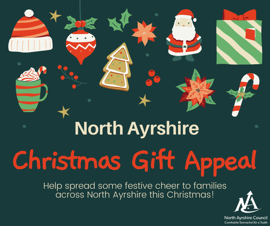 Council launches Christmas gift appeal