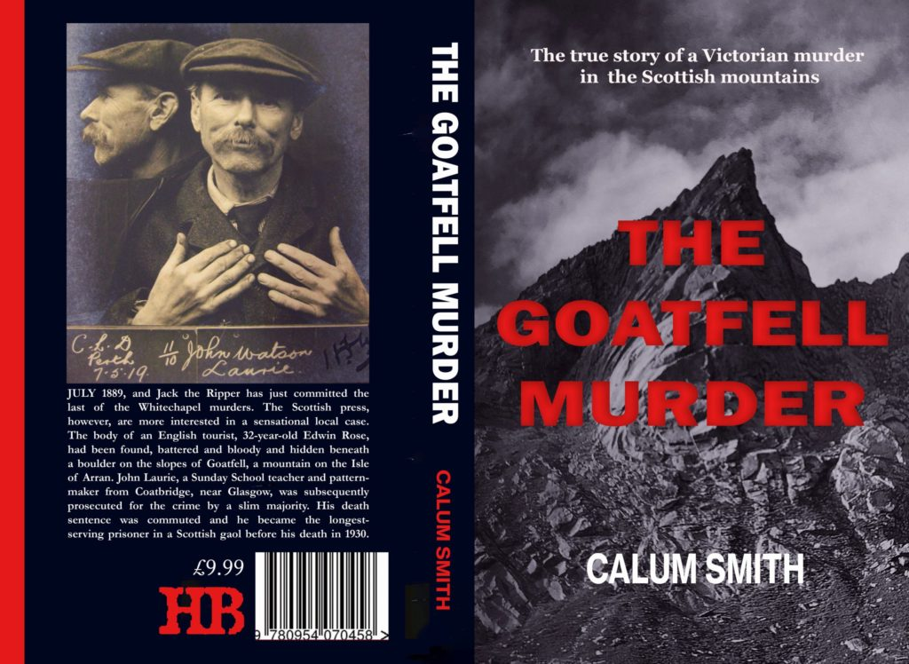 New book retells the grisly tale of the Goatfell murder