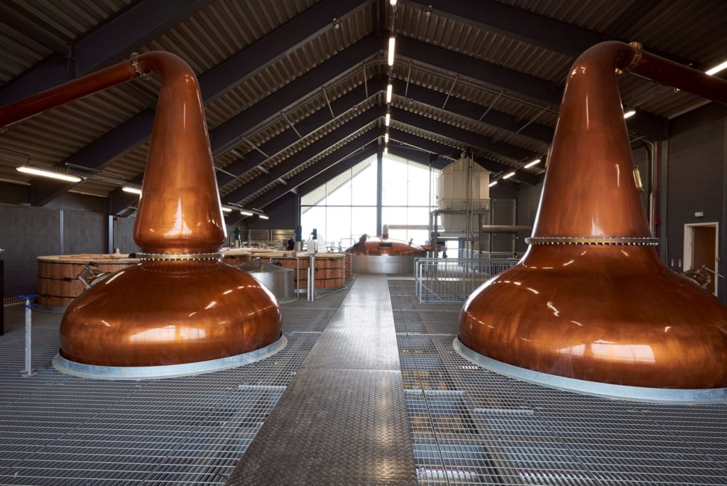 Lagg Distillery casks selling out fast