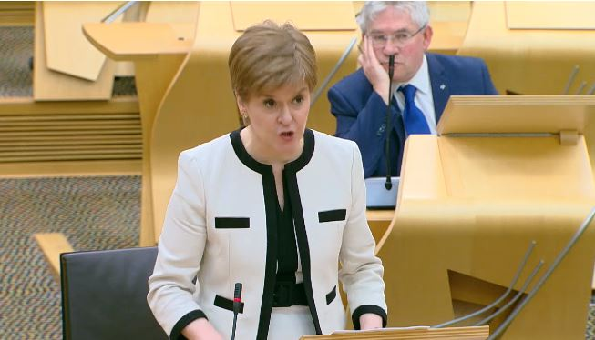 Lockdown rules ramped up in Scotland from Saturday