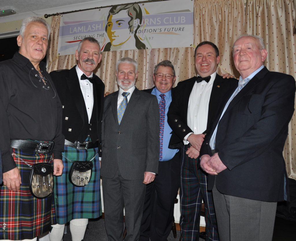 Burns night celebrations to go ahead, albeit virtually