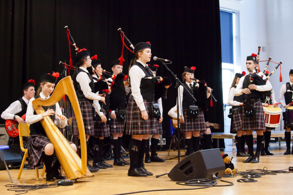 Scottish Schools Pipe Band Championships goes virtual