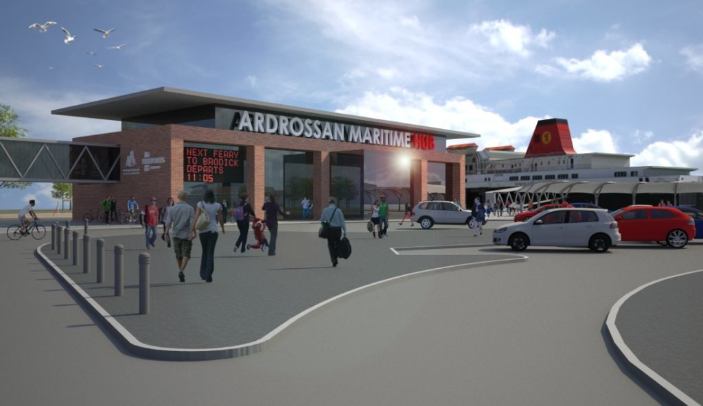 Ardrossan or Troon? Your views sought.
