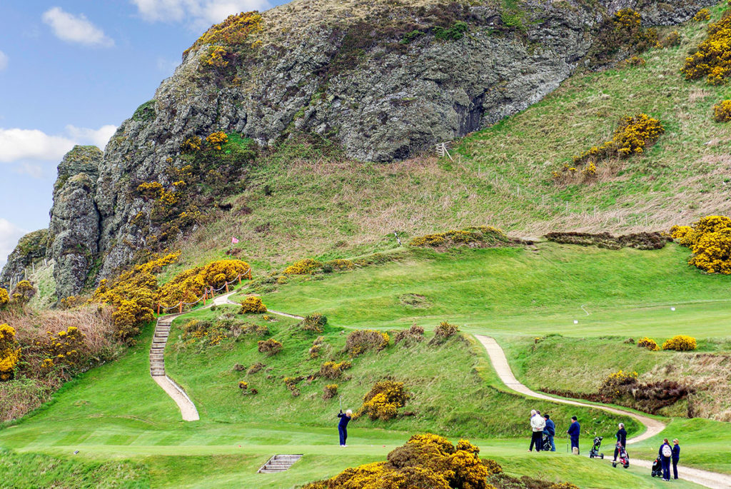 Shiskine among the top golf courses in Scotland