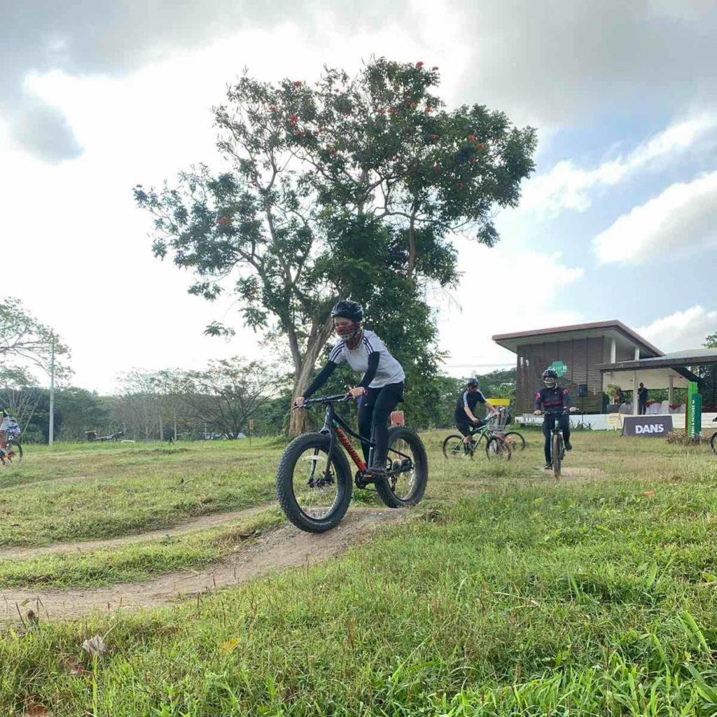 Mountain bike trails project steps up a gear