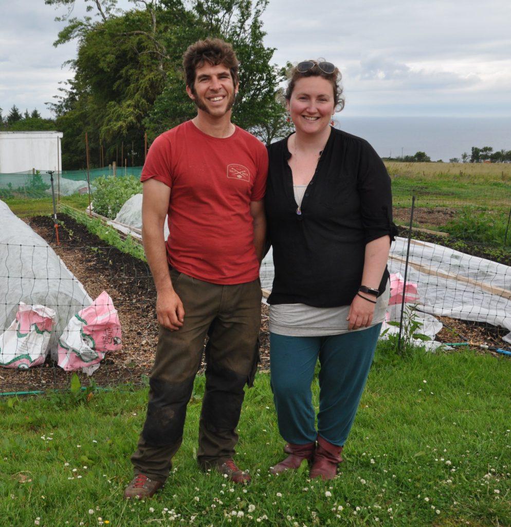 Arran social enterprise puts fresh produce on the menu