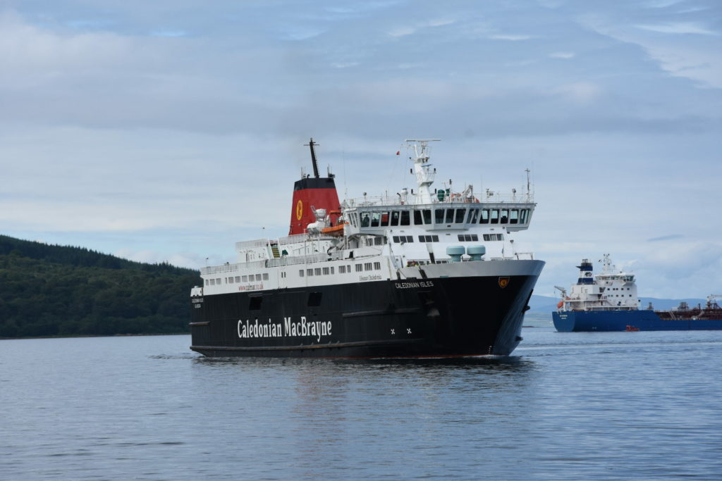 Outdoor ferry capacity increased but restrictions remain