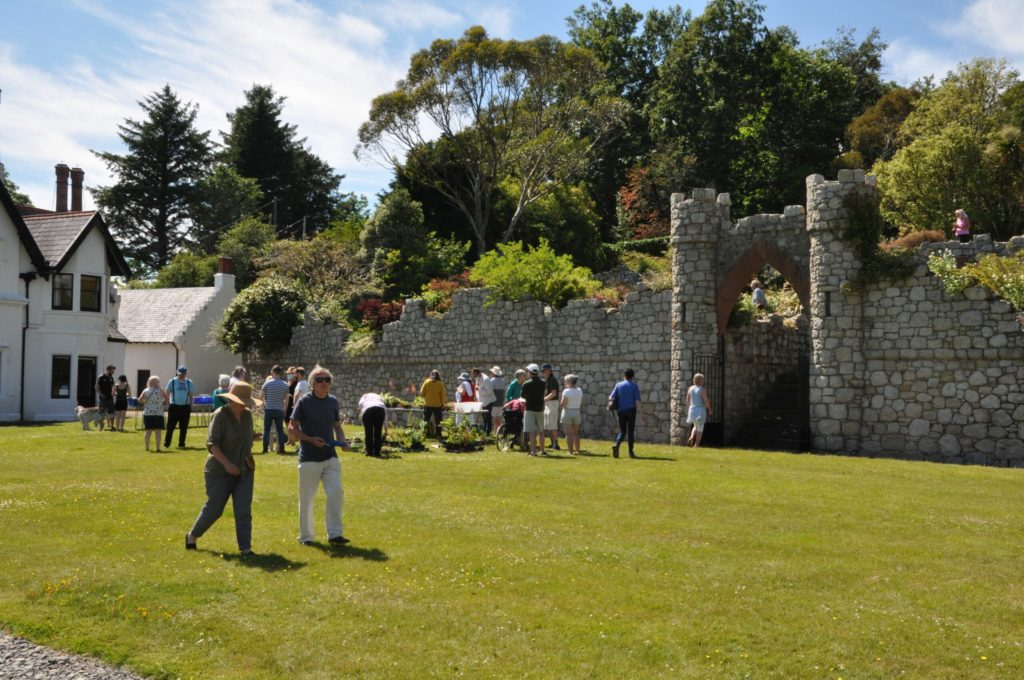 Dougarie delights at open garden day