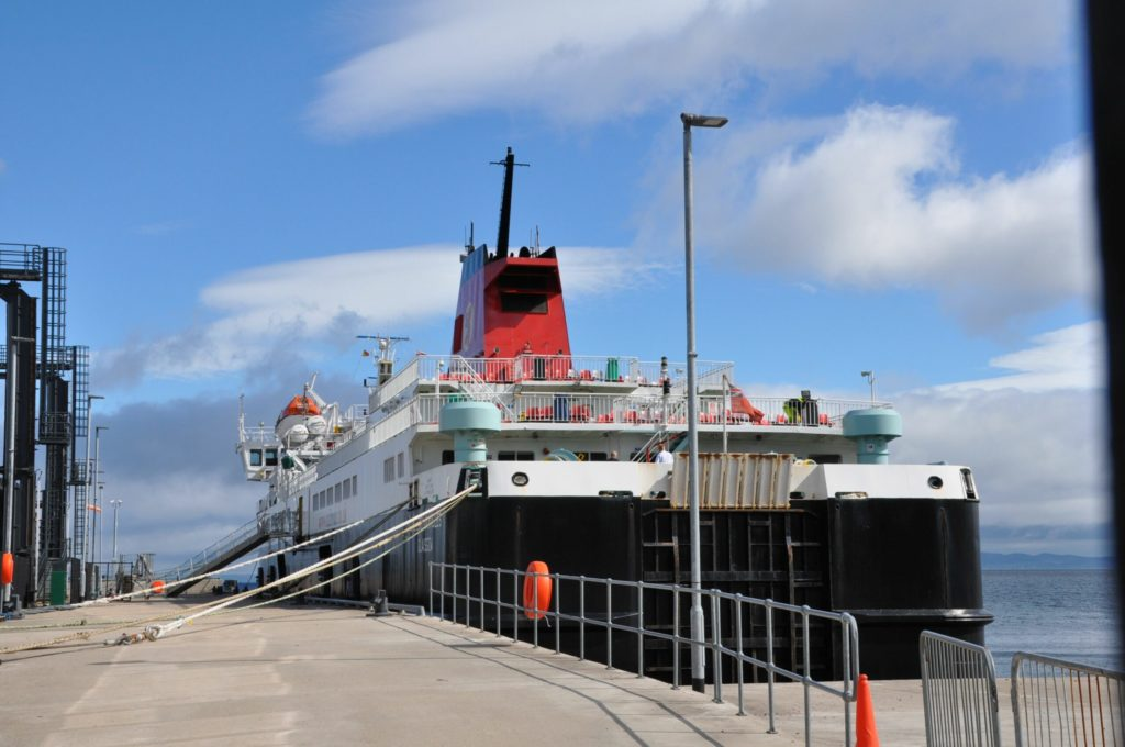 Ferry frustrations reach fever pitch after MV Caledonian Isles removed from service