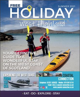 Holiday West Highland Summer 2021