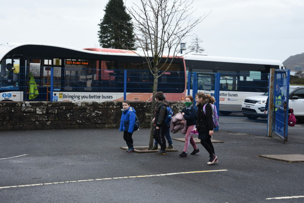 School buses to get ferry discount