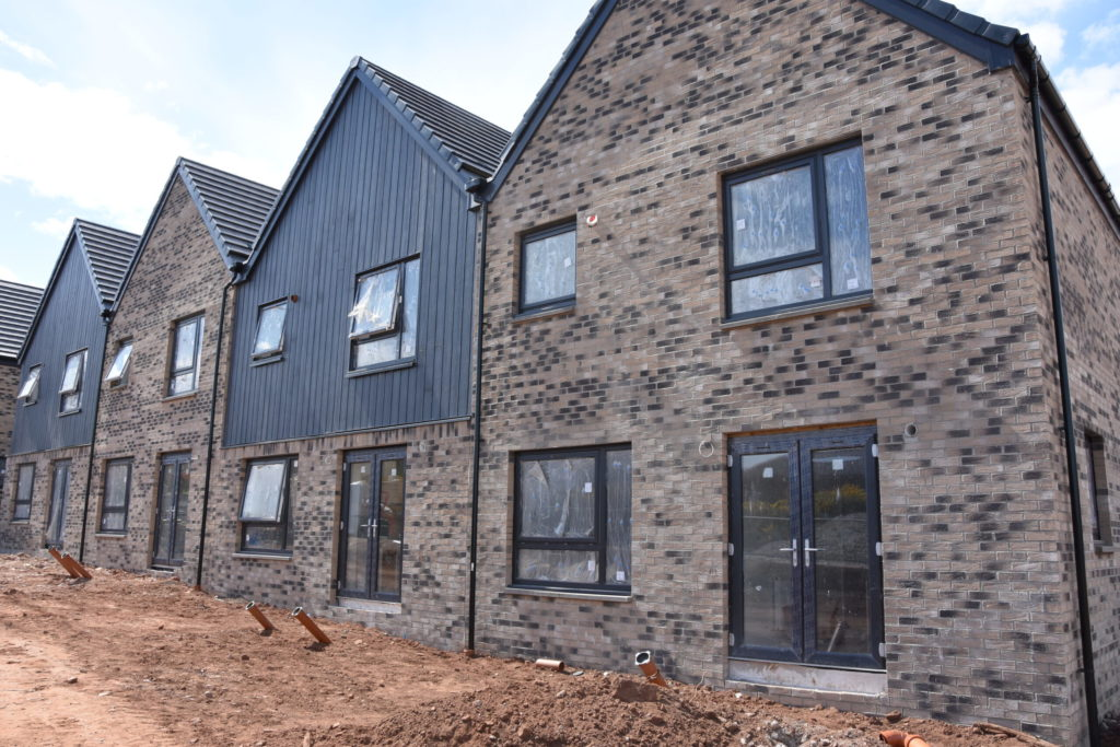 Arran residents to get 'almost all' new homes
