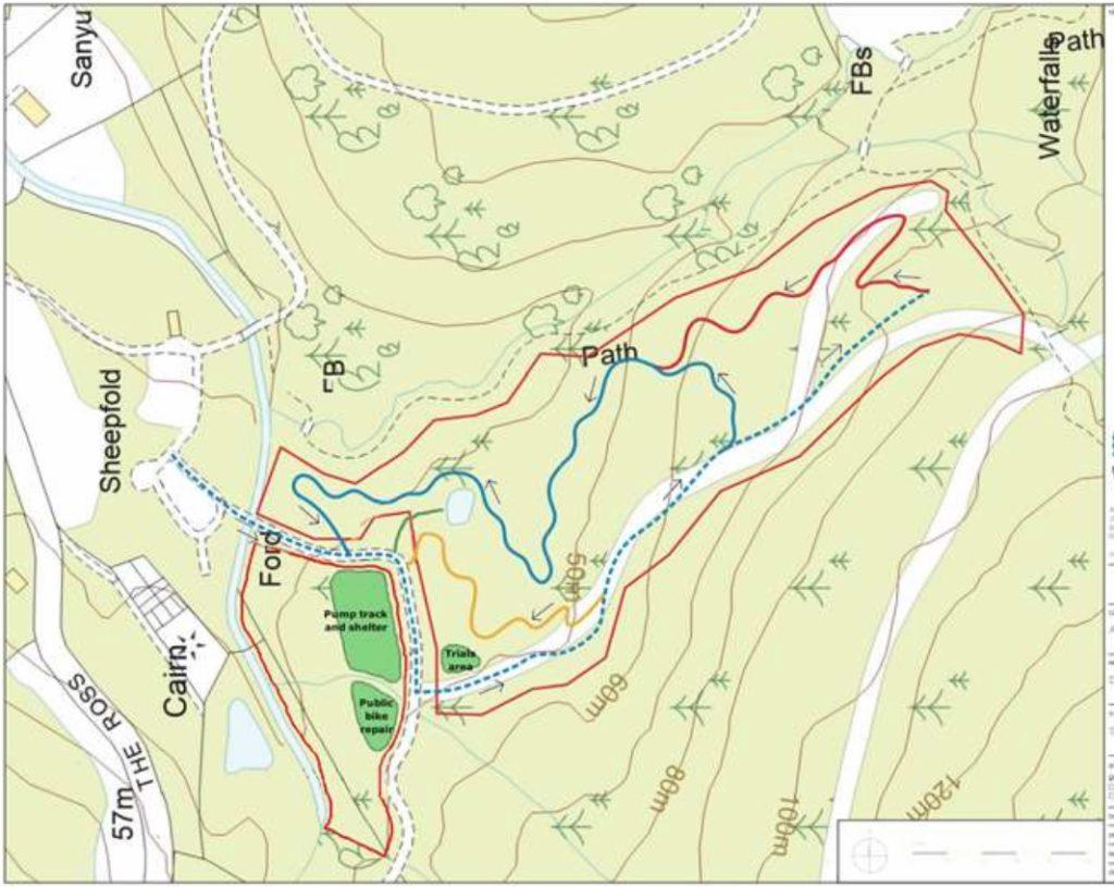 Public consultation on mountain bike proposal