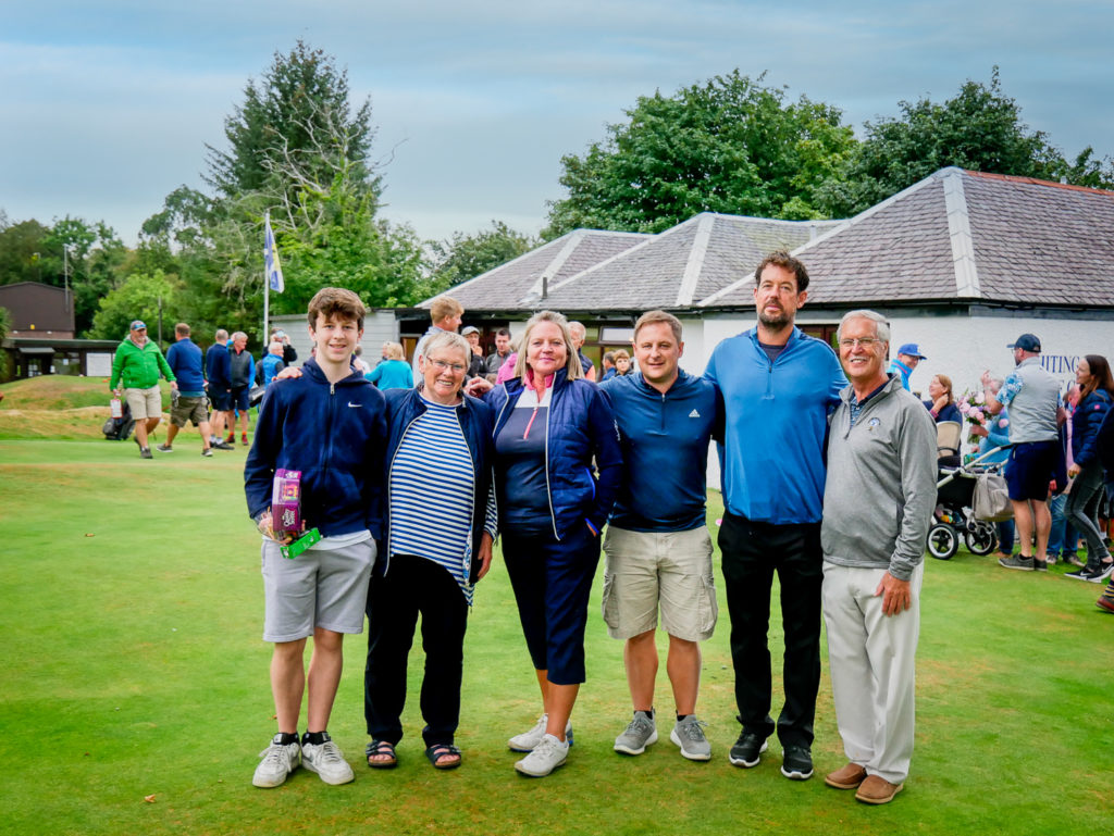 Big turnout takes part in Wolfi's open event