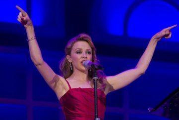 Kylie Minogue Band Aid