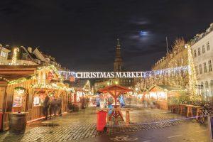 Christmas market copenhagen