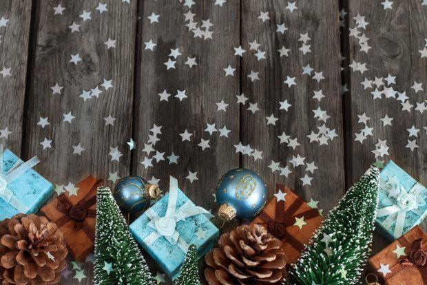 Teal Christmas