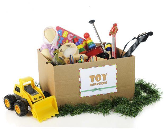 90's Christmas toys