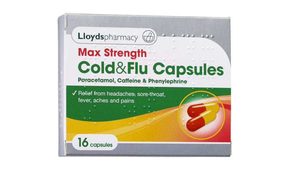 Cold & Flu Capsules