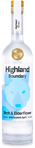 Highland boundary clear spirit