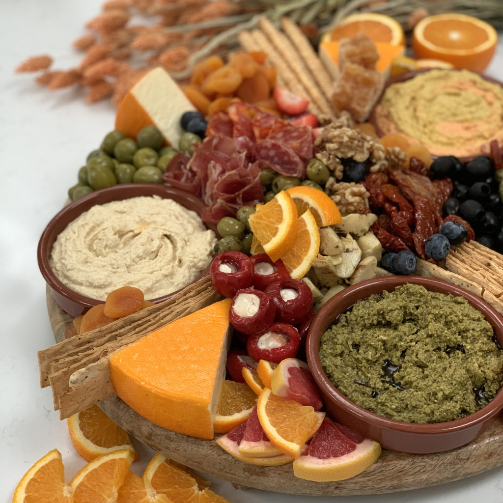 Full image of grazing platter