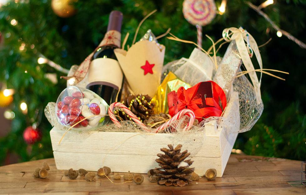 Christmas Hamper Pic: Shutterstock