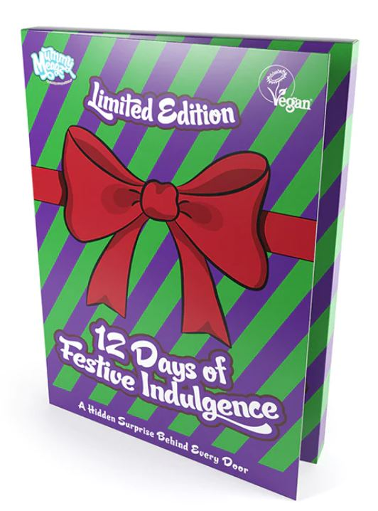12 Days of Festive Indulgence chocs