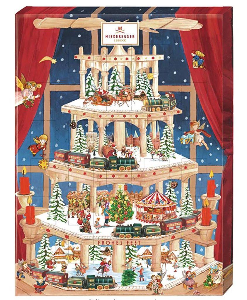 Advent Calendar from Niederegger
