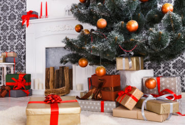 Presents under the tree Pic: Shutterstock