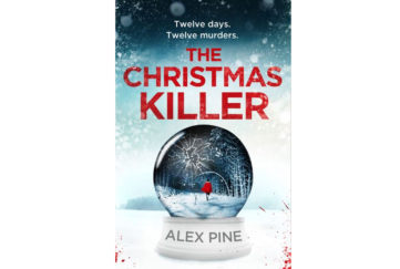 The Christmas Killer book cover